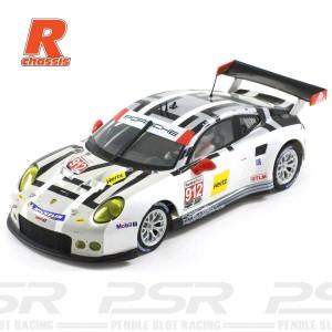 Scaleauto Porsche 991 RSR No.912 12h Sebring R-Series