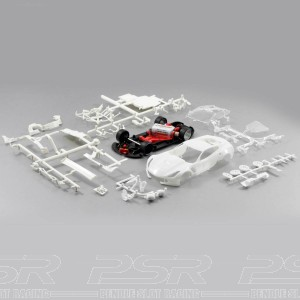 Scaleauto Chevrolet Corvette C7R GT3 White Racing Kit