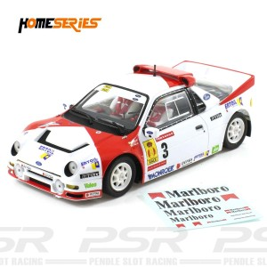 Scaleauto Ford RS200 No.3 Principe de Asturias 1986