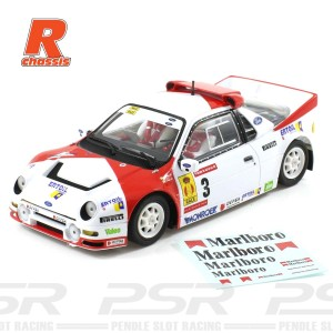 Scaleauto Ford RS200 No.3 Principe de Asturias 1986 R-Series