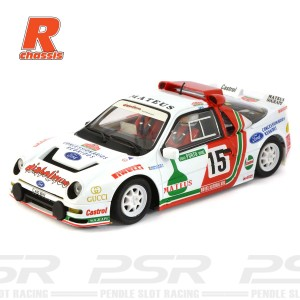 Scaleauto Ford RS200 No.15 Rally Portugal 1986 R-Series