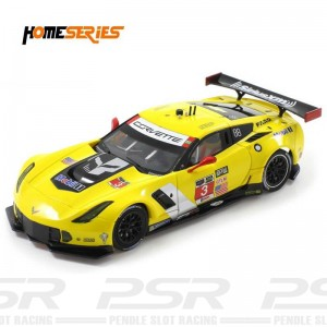 Scaleauto Chevrolet Corvette C7R GT3 24H Daytona 2015 No.3 Home Series