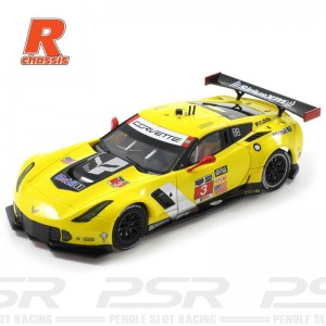 Scaleauto Chevrolet Corvette C7R GT3 24H Daytona 2015 No.3