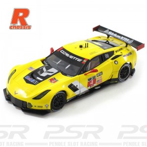 Scaleauto Chevrolet Corvette C7R GT3 24H Daytona 2015 No.4