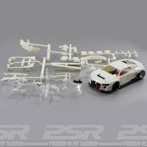 Scaleauto Audi R8 LMS GT3 White Racing Kit