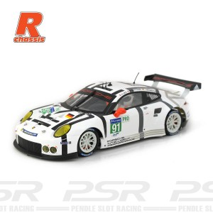 Scaleauto Porsche 991 RSR No.91 Le Mans 2015 R-Series