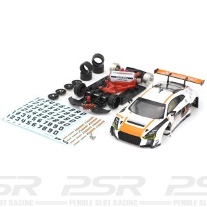 Scaleauto Audi R8 LMS GT3 Cup Edition Orange