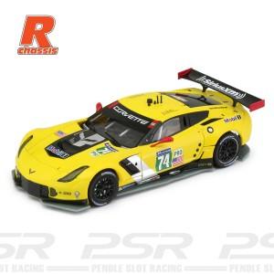 Scaleauto Chevrolet Corvette C7R GT3 Le Mans in 2014 No.74 R-Series