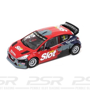 Scaleauto Peugeot 208 T16 Mas Slot Special Edition