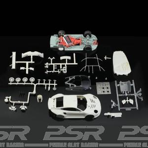 Scaleauto Porsche 911 GT3 RSR White Racing Kit