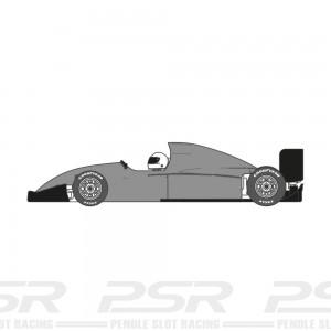 Scaleauto Formula 90-94 Cup Edition Silver