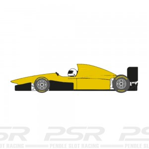 Scaleauto Formula 95-97 Cup Edition Yellow