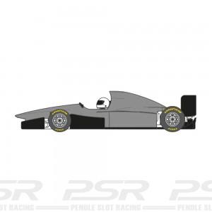 Scaleauto Formula 95-97 Cup Edition Silver