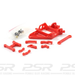 Scaleauto Motor Mount RT3 Anglewinder Offset 0.50mm Extra Hard