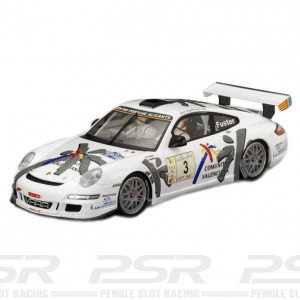 Scaleauto Porsche 911 GT3 Rally Villa Joyosa - 1:24th Scale SC-7012