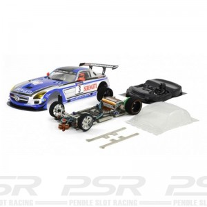 Scaleauto Mercedes Benz SLS No.3 Nurburgring 24h 2011 RC Kit - 1:24th Scale