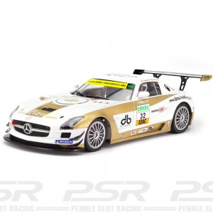 Scaleauto Mercedes SLS GT3 ADAC No.32 Gize SLS - 1:24th Scale SC-7028