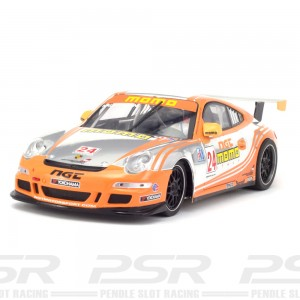 Scaleauto Porsche 997 GT3 No.24 Road Atlanta 1:24th Scale SC-7033