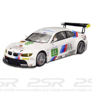 Scaleauto BMW M3 GT2 24h Le Mans 2011 No.55 - 1:24th Scale SC-7035