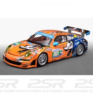 Scaleauto Porsche 997 Le Mans 2011 No.80 Flying Lizard Team - 1:24th Scale SC-7038