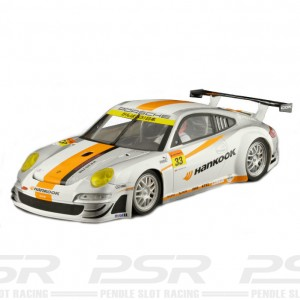 Scaleauto Porsche 911 GT3 Team Hankook - 1:24th Scale SC-7040