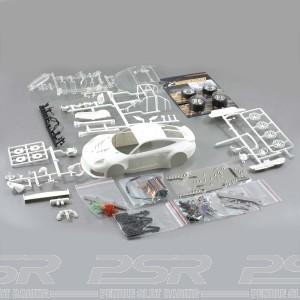 Scaleauto Porsche 911 GT3 RSR White Kit - 1:24th Scale
