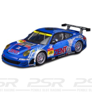 Scaleauto Porsche 911 GT3 RSR Super GT 2011 Zent - 1:24th scale