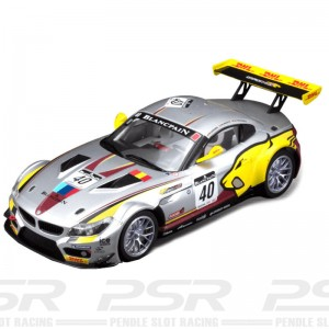 Scaleauto BMW Z4 GT3 Silverstone 2011 No.40 1:24th Scale