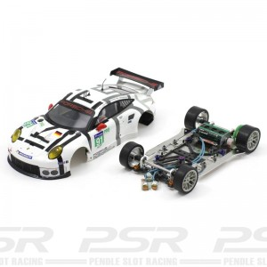 Scaleauto Porsche 991 RSR No.91 Le Mans 2015 - 1:24th Scale 'R' Series