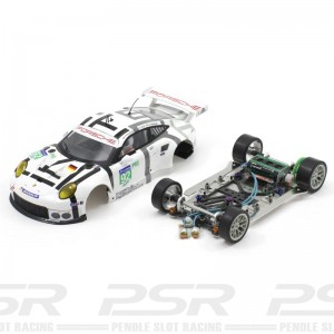 Scaleauto Porsche 991 RSR No.92 Le Mans 2015 - 1:24th Scale 'R' Series