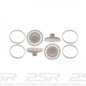 Scaleauto Wheel Inserts OZ Rally 16/17mm