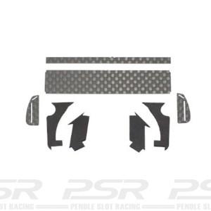 Scaleauto BMW Z4 Carbon Fibre Rear Wing