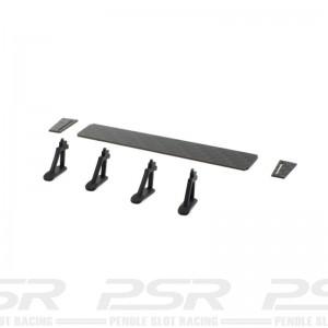 Scaleauto SRT Viper GTS-R Carbon Fibre Rear Wing