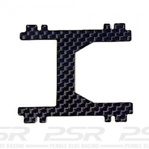 Scaleauto H Plate Carbon Fibre SC-8101C