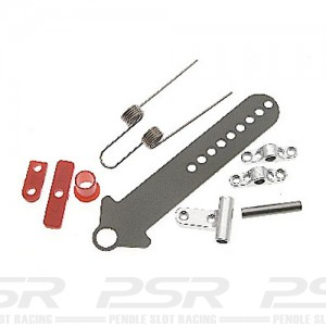 Scaleauto Complete Guide Swing Arm Set SC-8106