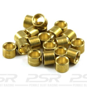 Scaleauto Axle Spacers for 3mm Brass 3mm