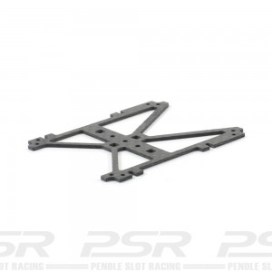 Scaleauto H Plate Carbon Fibre 1.2mm Long