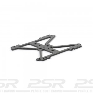 Scaleauto H Plate Carbon Fibre 1.2mm Medium