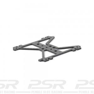 Scaleauto H Plate Carbon Fibre 1.2mm Short