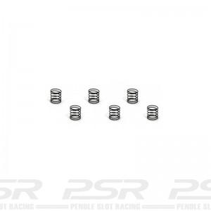 Scaleauto Spring Set 4mm Medium x6