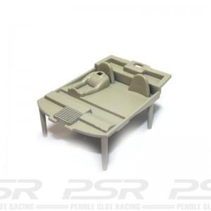 Scalextric Triumph TR7 Interior