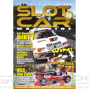 Slot Car Mag Issue 50