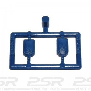 Scalextric Mirrors Type 1 Blue