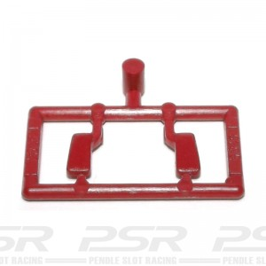 Scalextric Mirrors Type 2 Red