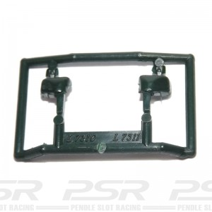 Scalextric Mirrors Type 3 Green