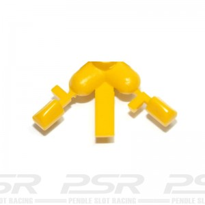 Scalextric Mirrors Type 4 Yellow