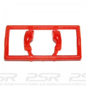 Scalextric Mirrors Type 5 Red