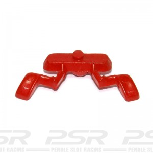 Scalextric Mirrors Type 6 Red