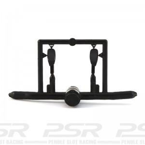 Scalextric Mirrors Type 7 Black