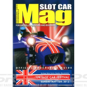 Slot Car Mag UK Festival 2013